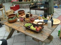 medieval food pictures