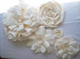 handmade flower paper
