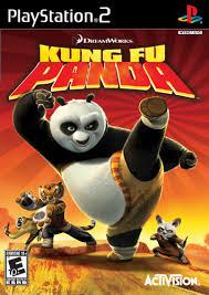 kung fu panda play station 2