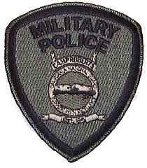 military police images
