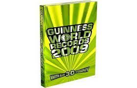 guinness book 2009