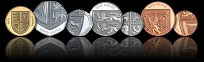 2008 english coins