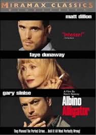 albino alligator movie