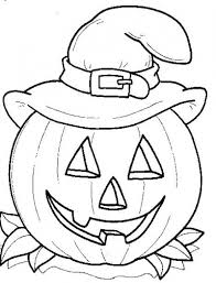 coloring pages of halloween