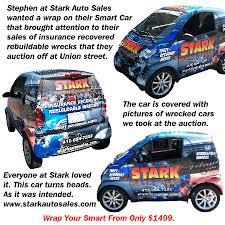 smart car advertising
