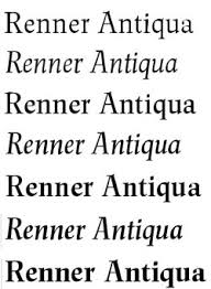 renner antiqua