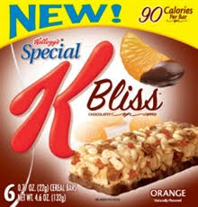special k bliss bar