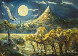impressionist landscape art