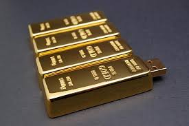 real gold bar