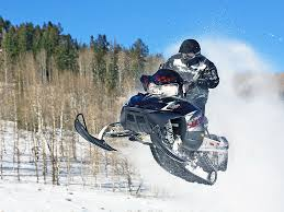 polaris snowmobiles pictures