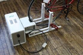 powered generator