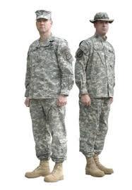 army bdu uniform
