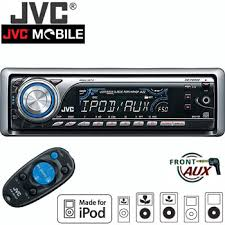 jvc car receiver