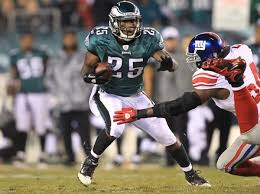 Eagles RB LeSean McCoy