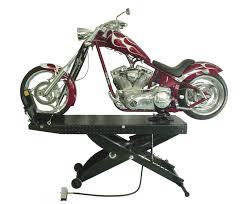 motorbike hoist