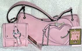 juicy couture pink wallet