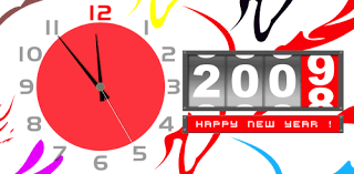 new year borders