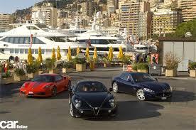 monaco cars