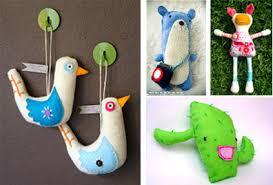 hand made soft toys