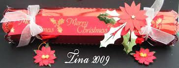 christmas cracker template