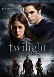 dvd of twilight