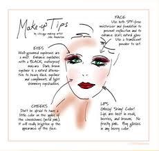 make up guide