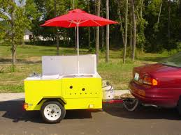 hot dog cart pictures