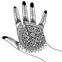 african henna designs