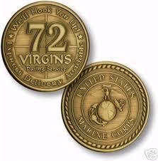 marine coin