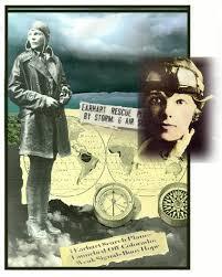 amelia earhart first lady of flight