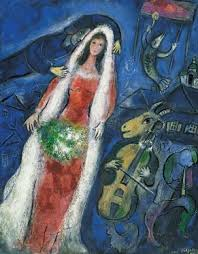 paintings by marc chagall