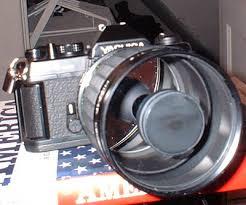 500 mm mirror lens