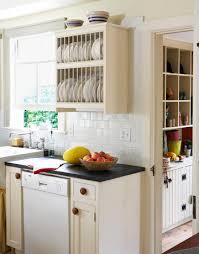 cabinet plate racks