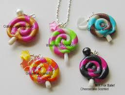 charm lollipops