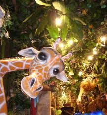 rainforest cafe disneyland paris