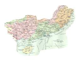 south eastern china