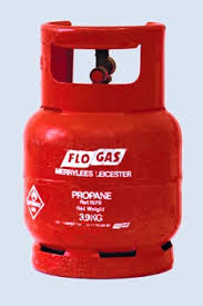 propane gas canister