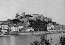 castle of chinon