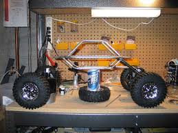 rc rock crawler tube chassis