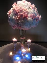 contemporary flower centerpieces