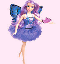 barbie mariposa willa