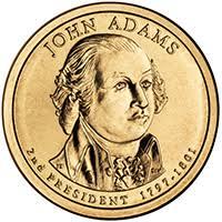john adams dollars