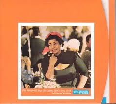 Ella Fitzgerald - The Irving Berlin Songbook, Volume I