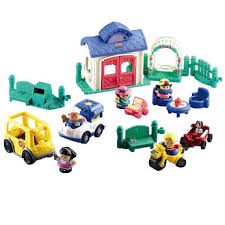 little people vehicles