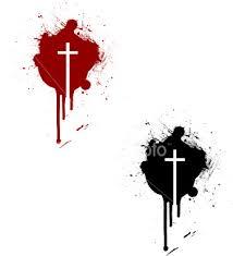 crucifix artwork