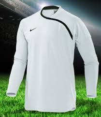 nike park goalkeeper jersey