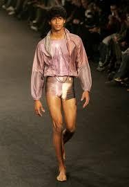 man fashion week