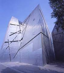daniel libeskind jewish museum