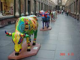 cows art
