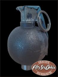 grenade shift knobs